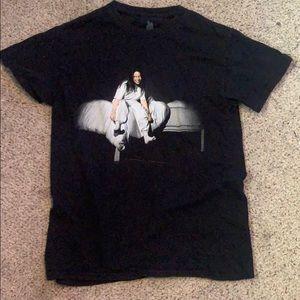 Billie eilish concert shirt
